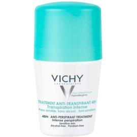 Vichy Deodorant antiperspirant roll-on proti prekomernemu potenju 48h  50 ml
