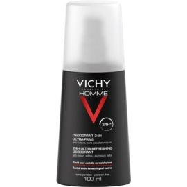 Vichy Homme Deodorant deodorant spray impotriva transpiratiei excesive  100 ml