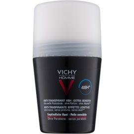 Vichy Homme Deodorant antitranspirante roll-on sin perfume 48h  50 ml