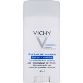 Vichy Deodorant tuhý deodorant bez obsahu hliníkových solí  40 ml