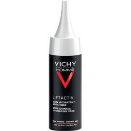 Vichy Homme Liftactiv nawilżający krem przeciw zmarszczkom i oznakom zmęczenia  30 ml