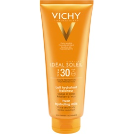 Vichy Idéal Soleil Capital Protective Milk for Body and Face SPF 30  300 ml