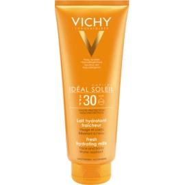 Vichy Idéal Soleil Capital zaščitno mleko za telo in obraz SPF 30  300 ml