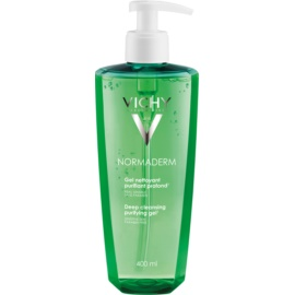 Vichy Normaderm Deep Cleansing Purifying Gel For Sensitive Skin 400 ml