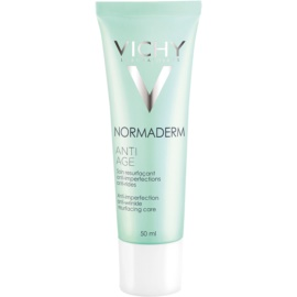 Vichy Normaderm Anti-age crema giorno contro le prime rughe per pelli grasse e problematiche  50 ml