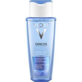 Vichy Dercos Mineral Soft минерален шампоан за ежедневна употреба  200 мл.
