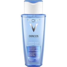 Vichy Dercos Mineral Soft champô mineral para uso diário  200 ml