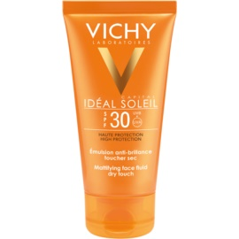 Vichy Capital Soleil Protective Matt Fluid for Face SPF 30  50 ml