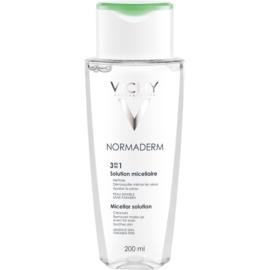 Vichy Normaderm micelláris tisztító víz zsíros és problémás bőrre  200 ml