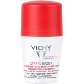 Vichy Deodorant roll-on gegen übermäßiges Schwitzen  50 ml
