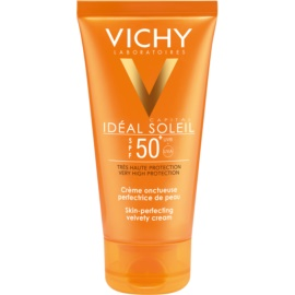 Vichy Idéal Soleil Capital crema protectora para piel sedosa SPF 50+  50 ml