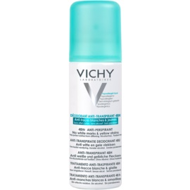 Vichy Deodorant Anti - Perspirant Deodorant Spray To Treat White And Yellow Stains  125 ml