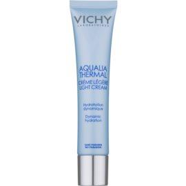 Vichy Aqualia Thermal Light ľahký hydratačný denný krém pre normálnu až zmiešanú pleť  40 ml
