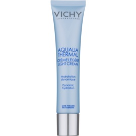 Vichy Aqualia Thermal Light gel hidratante ligero para pieles normales y mixtas  40 ml