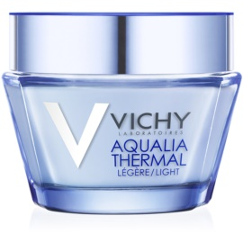 Vichy Aqualia Thermal Light lahka vlažilna dnevna krema za normalno do mešano kožo  50 ml
