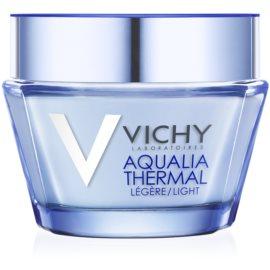 Vichy Aqualia Thermal Light gel hidratante ligero para pieles normales y mixtas  50 ml