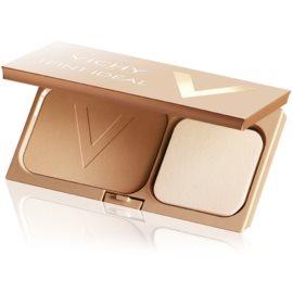Vichy Teint Idéal pudra compacta iluminatoare pentru o nuantare perfecta a tenului culoare 2 Medium SPF 25  9,5 g