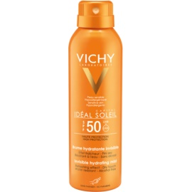 Vichy Capital Soleil spray hidratante invisível SPF 50  200 ml