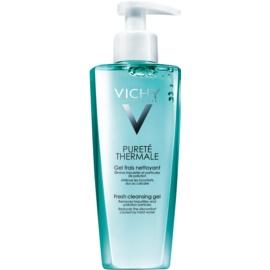 Vichy Pureté Thermale gel limpiador refrescante  200 ml