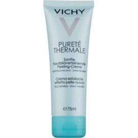 Vichy Pureté Thermale čistiaci krémový peeling  75 ml