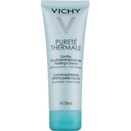 Vichy Pureté Thermale tisztító krém peeling  75 ml