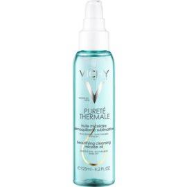 Vichy Pureté Thermale upiększająco-oczyszczający olejek micelarny  125 ml