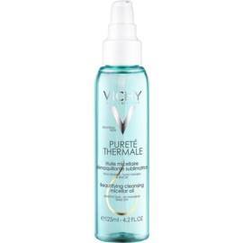 Vichy Pureté Thermale verschönerndes, reinigendes Mizellenöl  125 ml
