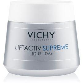 Vichy Liftactiv Supreme nappali liftinges kisimító krém normál és kombinált bőrre  75 ml