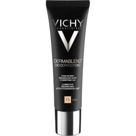 Vichy Dermablend 3D Correction korekční vyhlazující make-up SPF 25 odstín 15 Opal  30 ml