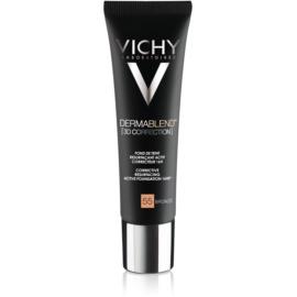 Vichy Dermablend 3D Correction fondotinta lisciante correttore SPF 25 colore 55 Bronze  30 ml