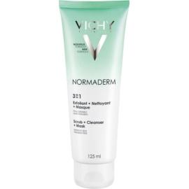 Vichy Normaderm reinigende Pflege für fettige und problematische Haut  125 ml
