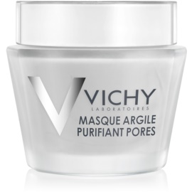 Vichy Mineral Masks mascarilla facial limpiadora de arcilla  75 ml