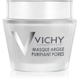 Vichy Mineral Masks masca facială pentru curatarea tenului  75 ml