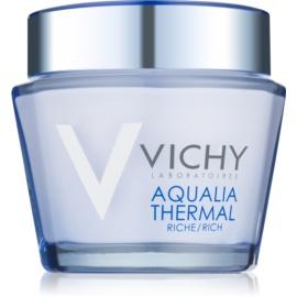 Vichy Aqualia Thermal Rich nährende, hydratisierende Tagescreme für trockene bis sehr trockene Haut  75 ml