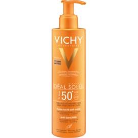Vichy Idéal Soleil Capital Anti-Sand Sunscreen Lotion SPF50+  200 ml