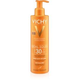 Vichy Idéal Soleil Capital mleko za sončenje proti pesku SPF 30  200 ml