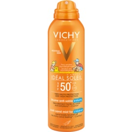 Vichy Idéal Soleil Capital Gentle Anti-Sand Sunscreen for Kdis, SPF 50+ SPF 50+  200 ml