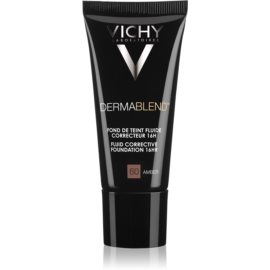 Vichy Dermablend prebase de maquillaje correctora con factor de protección solar UV tono 60 Amber 30 ml