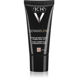 Vichy Dermablend korrekciós make-up SPF 35 árnyalat 30 Beige 30 ml