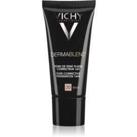 Vichy Dermablend prebase de maquillaje correctora con factor de protección solar UV tono 30 Beige 30 ml