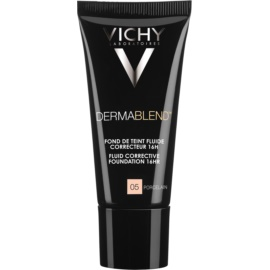 Vichy Dermablend korekční make-up SPF 35 odstín 05 Porcelain 30 ml