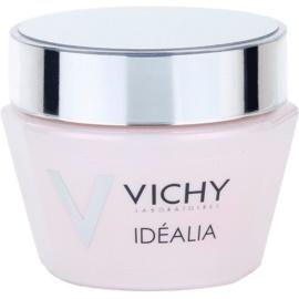 Vichy Idéalia gladilna in posvetlitvena krema za suho kožo  50 ml