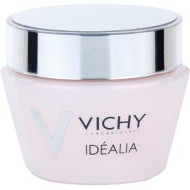Vichy Idéalia vyhlazující a rozjasňující krém pro suchou pleť  50 ml