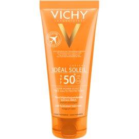 Vichy Idéal Soleil Capital mleczko ochronne do ciała i twarzy SPF 50+  100 ml