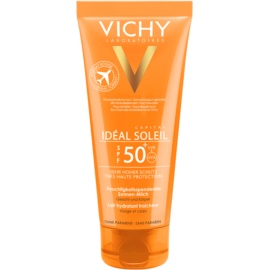 Vichy Idéal Soleil Capital zaščitno mleko za telo in obraz SPF 50+  100 ml