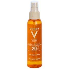 Vichy Idéal Soleil Capital sprej na opalování SPF 20  125 ml