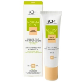 Vichy Normateint make up pentru ten gras culoare 35 Sand  30 ml