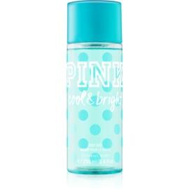 Victoria's Secret PINK Cool and Bright spray corpo per donna 250 ml