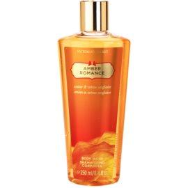 Victoria's Secret Amber Romance gel douche pour femme 250 ml