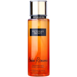 Victoria's Secret Fantasies Amber Romance testápoló spray nőknek 250 ml